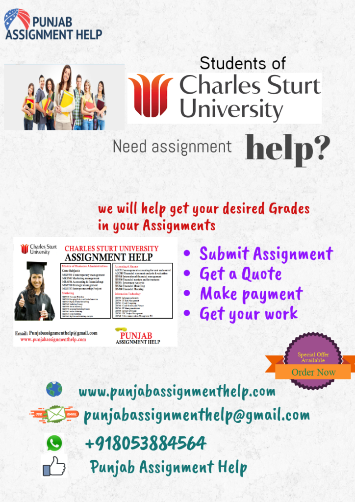 CSU Assignment help