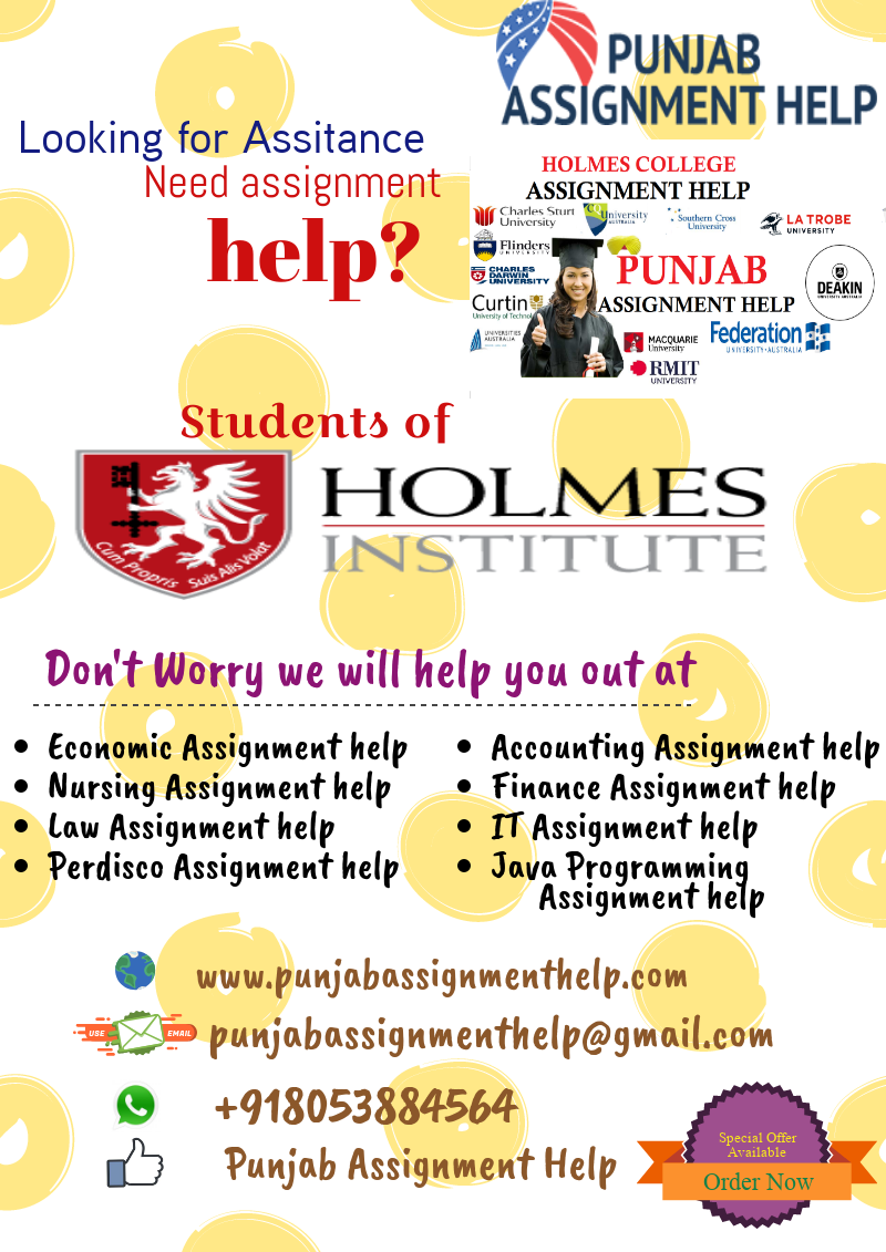 Holmes Assignment help Holmes