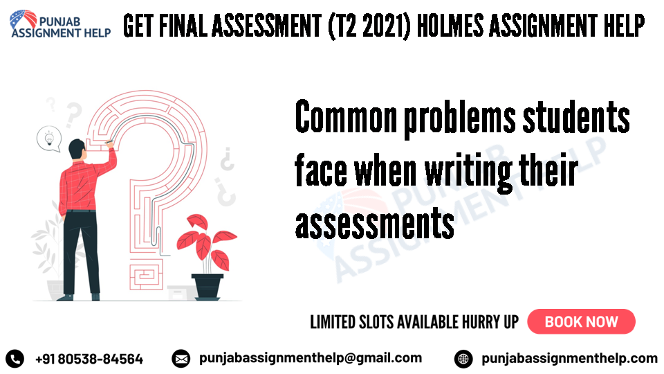 common problems students face when writing their assessments